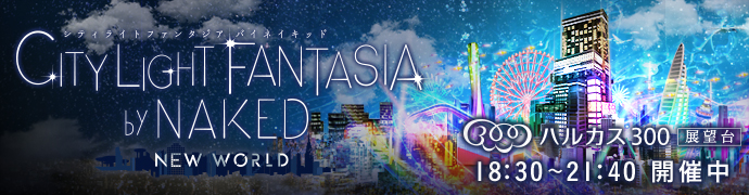 CITY LIGHT FANTASIA by NAKED NEWWORLD